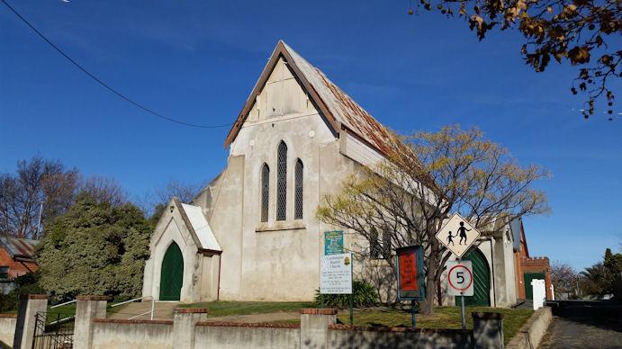 Castlemaine, VIC - Baptist