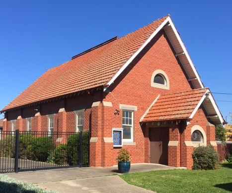 Caulfield, VIC - Presbyterian