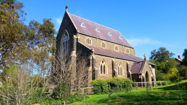 Clunes, VIC - St Thomas Aquinas Catholic :: Australian