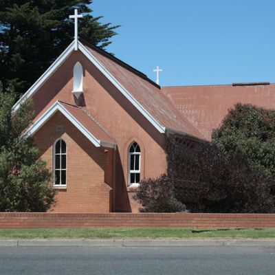 Derrinallum, VIC - St Joseph's Catholic