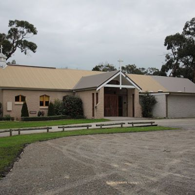 Inverloch, VIC - Anglican Church of Ascension