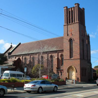 Caulfield South, VIC - Holy Cross Catholic