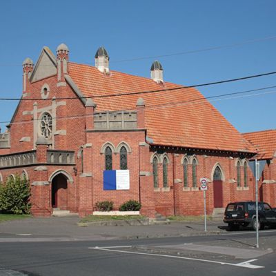 Brighton, VIC - Church of Christ
