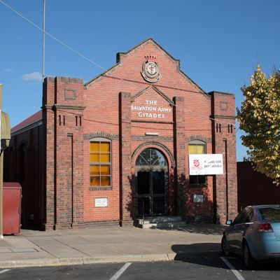 Stawell, VIC - Salvation Army