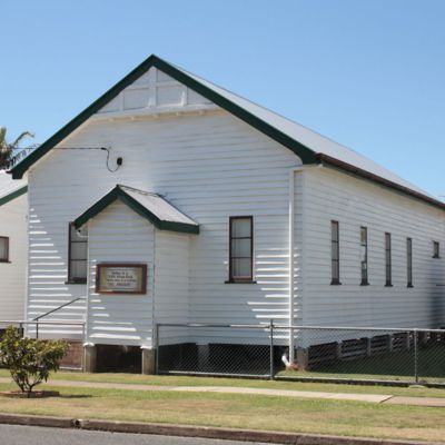 Boondall, QLD - Church of Christ