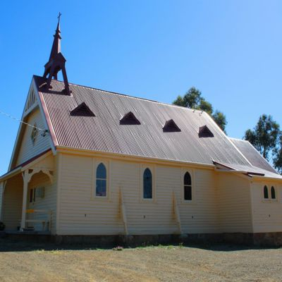 Bagdad, TAS - St Michael and all Angles Anglican
