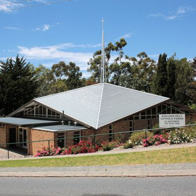 Bridgewater, SA - St Mathew's Catholic