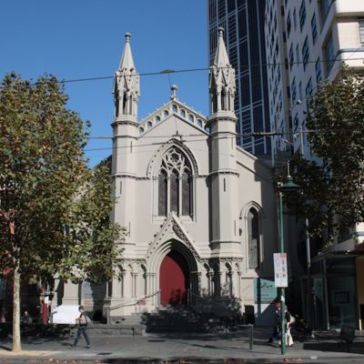 Melbourne, VIC - Church of Christ