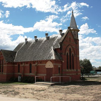 Broadford, VIC - St George's Presbyterian