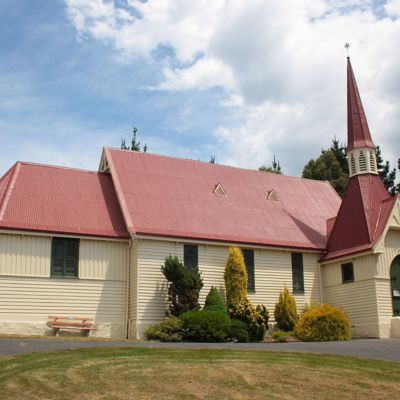 Cygnet, TAS - All Saints Anglican