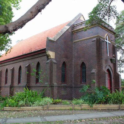 Bexley, NSW - Congregational