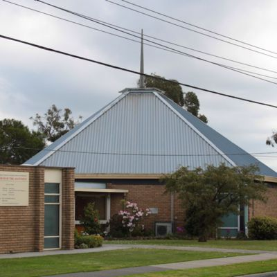 Burwood East, VIC - Anglican Church of Ascension