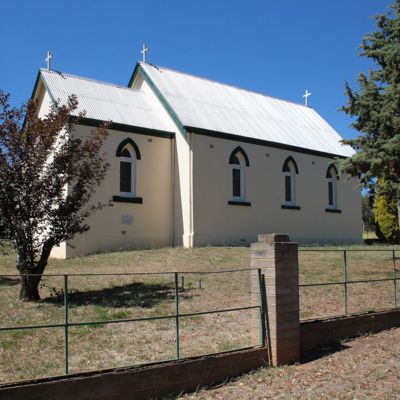 Binalong, NSW - St Thomas's Anglican
