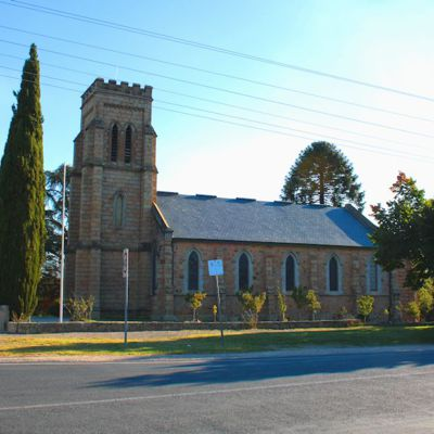 Beechworth, VIC - Christ Church Anglican