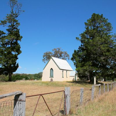 Bowning, NSW - St James Anglican
