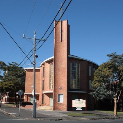 Brighton, VIC - St Leonard's Uniting