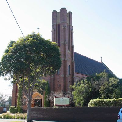 Brighton, VIC - St Joan of Arch Catholic