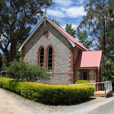 Aldgate, SA - Church of the Ascension Anglican
