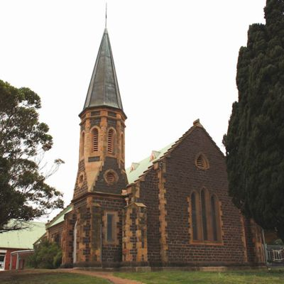 Bacchus Marsh, VIC - St Andrew's Uniting