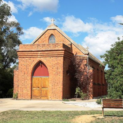 Broadford, VIC - St Mathew's Anglican
