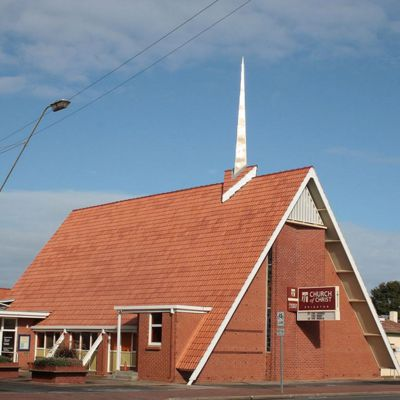 Brighton, SA - Church of Christ