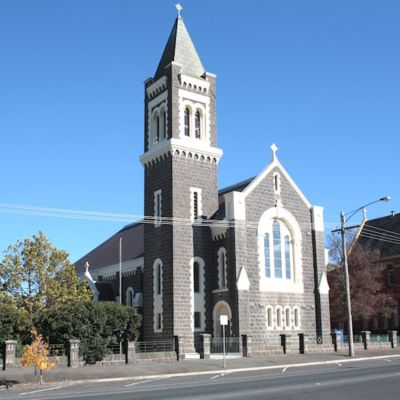 Ararat, VIC - Church of Immaculate Conception Catholic