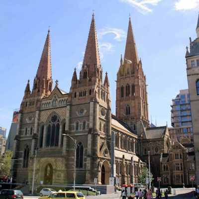 Melbourne, VIC - St Paul's Anglican Cathedral