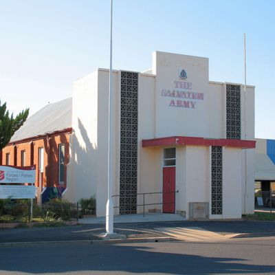 Forbes, NSW - Salvation Army