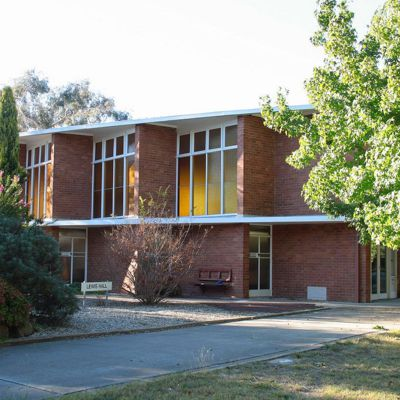 Braddon, ACT - St Columba's Uniting