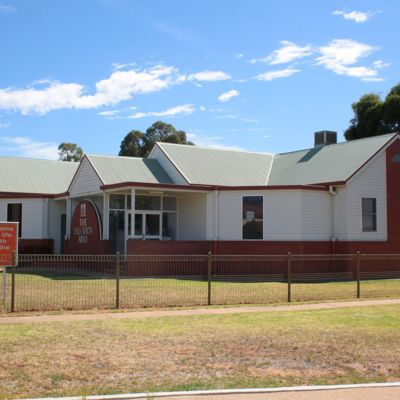 Griffith, NSW - Salvation Army
