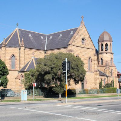Albury, NSW - St Patrick's Catholic