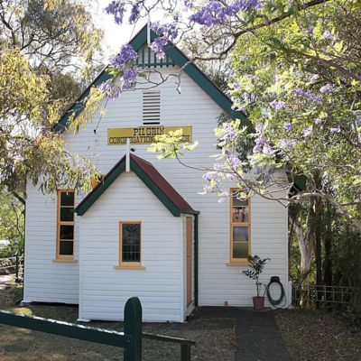 Bardon, QLD - Pilgrim Congregational