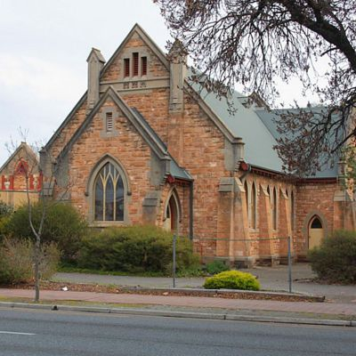 Clarence Park, SA - Church of the Trinity Uniting
