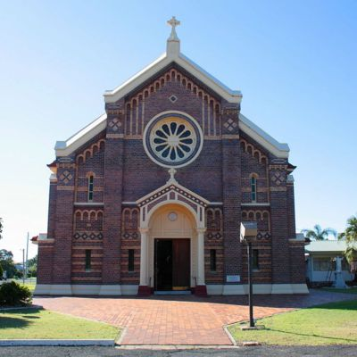 Dalby, QLD - St Joseph's Catholic