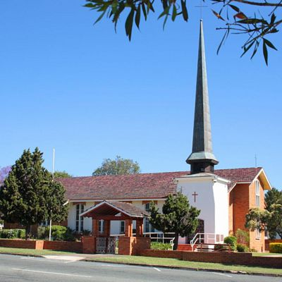 Beaudesert, QLD - St Thomas's Anglican