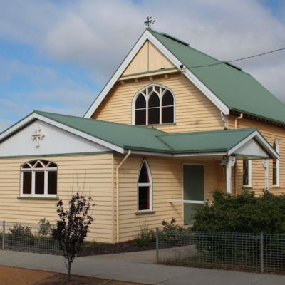Bannockburn, VIC - St John the Evanglist Catholic