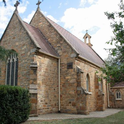 Bungendore, NSW - St Phillip's Anglican