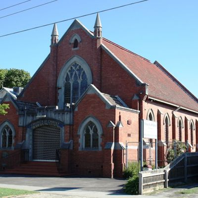 Essendon, VIC - Church of Christ
