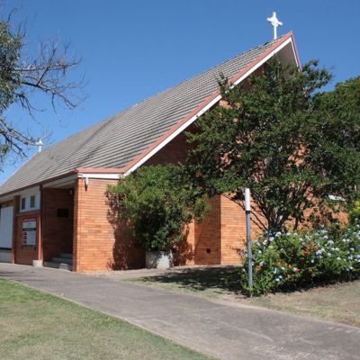 Boonah, QLD - All Saints Catholic