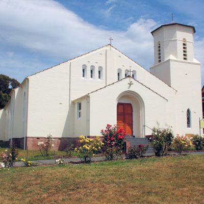 Cygnet, TAS - St James Catholic