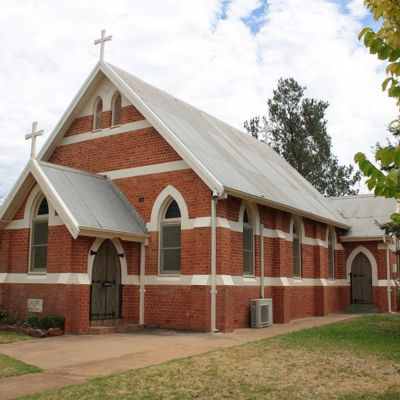 Darlington Point, NSW - St Oliver Plunkett's Catholic