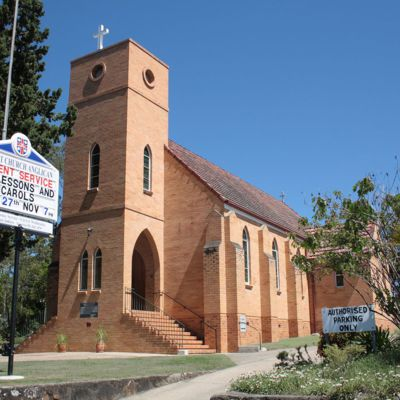 Boonah, QLD - Christ Church Anglican