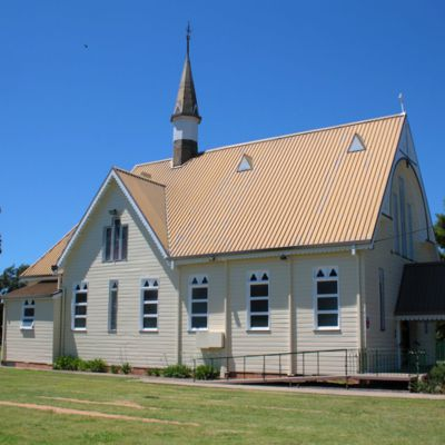 Allora, QLD - St David's Anglican