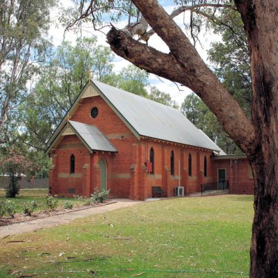 Darlington Point, NSW - St Paul's Anglican