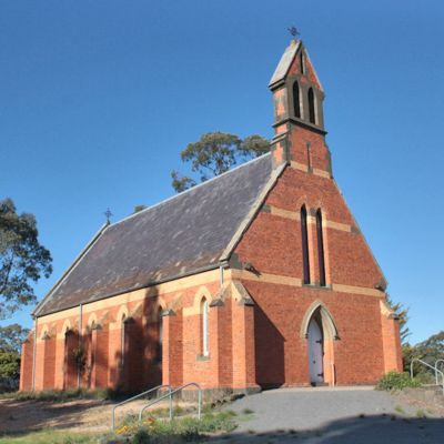 Avoca, VIC - St John the Devine Anglican
