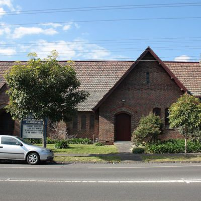 Gardenvale, VIC - St Stephen's Anglican