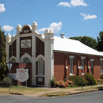 Grenfell, NSW - Salvation Army